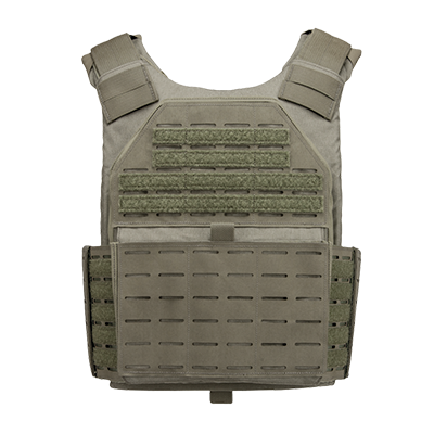 SAU Plate Carrier - Laser Cut Front