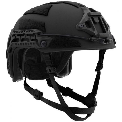 Caiman Ballistic Helmet System - Black