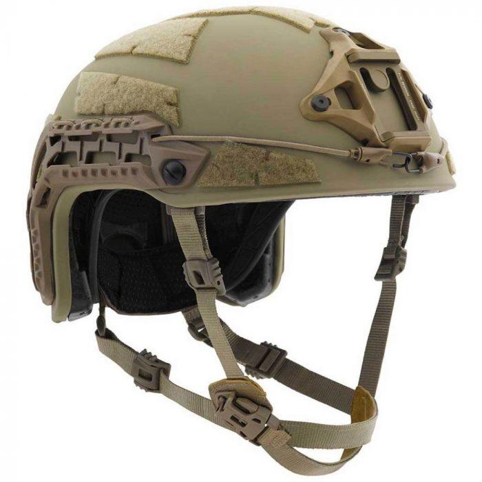 Caiman Ballistic Helmet System - Tan 499
