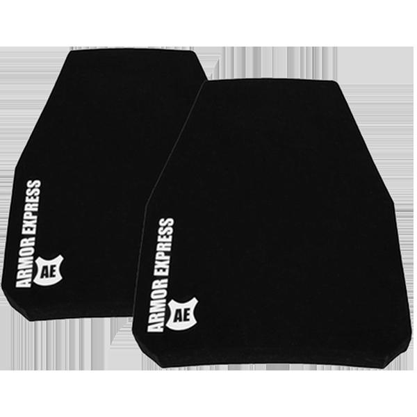 HighCom 4s17 Level IV Plate Set of 2
