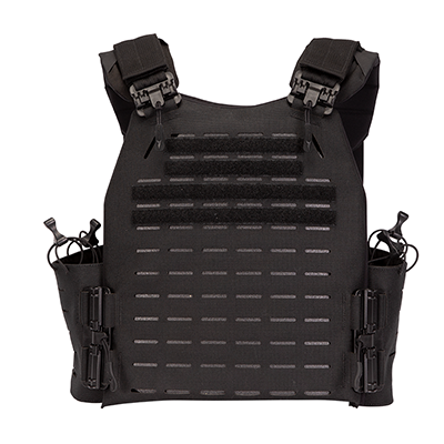 Fearless Plate Carrier - with Tubes